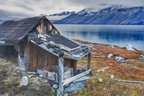 Grónsko - země Inuitů