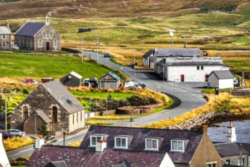 Shetlandy - divoké ostrovy severu