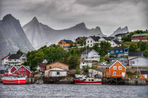 Severní Norsko a Finsko