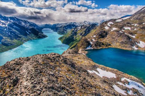 Jižní Norsko - skaut