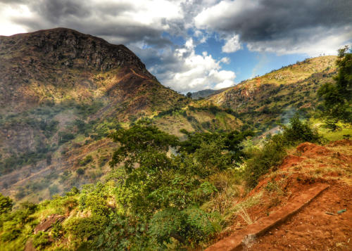 Tanzánie - Lushoto a Mkomazi