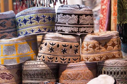 Omán - země kadidla