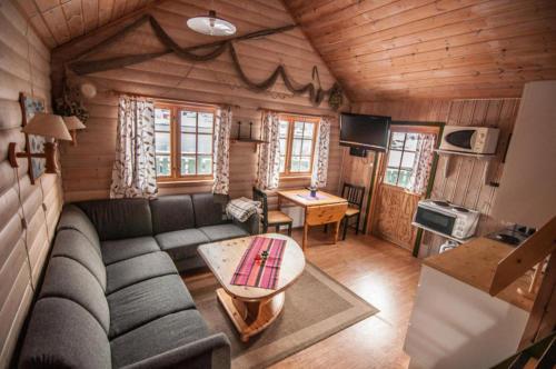 Zimní Norsko - ubytování