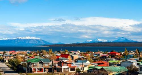 Ohňová země a Patagonie